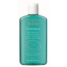Avene, Cleanance Gel, 200 ml